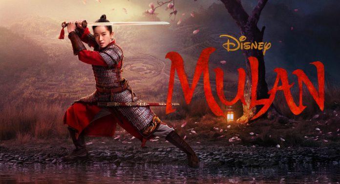Фильм Мулан 2020 года - Каменный лес Stone Forest