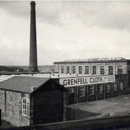 Фабрика Grenfell - Каменный лес Stone Forest