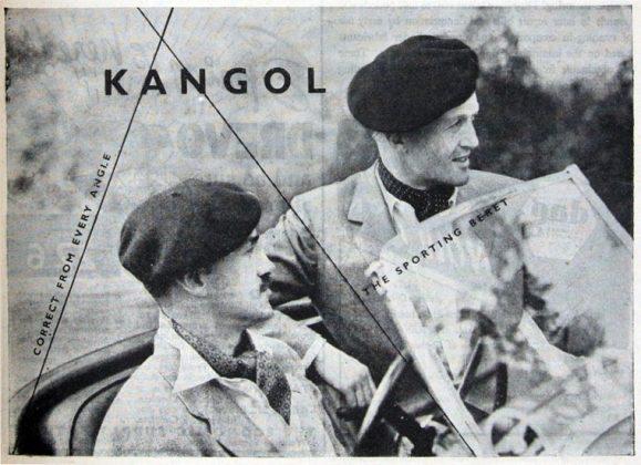 Реклама Kangol - Каменный лес Stone Forest