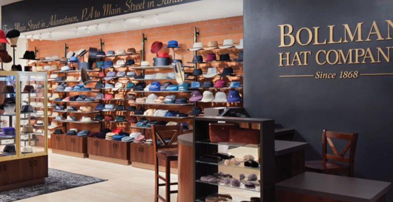 Bollman Hat Company Kangol - Каменный лес Stone Forest