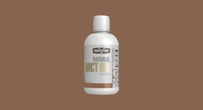 Natural MCT Oil от Maxler - Каменный лес Stone Forest