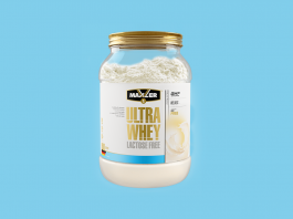 Maxler Ultra Whey Lactose Free - Каменный лес Stone Forest