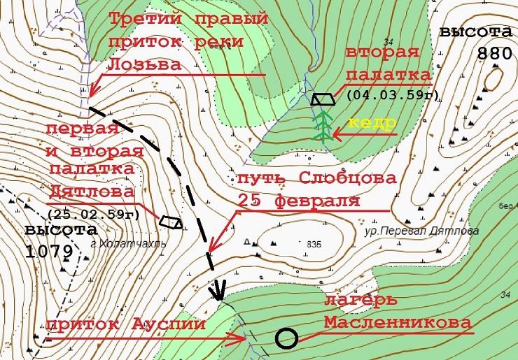 Путь Слобцова - Каменный лес Stone Forest