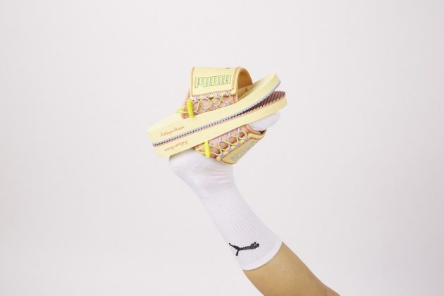 Обувь Puma Kidsuper Studio - Каменный лес stone Forest