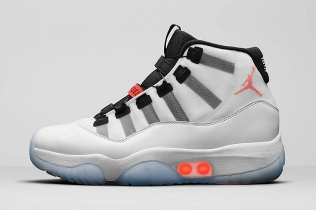 Обувь Air Jordan 11 Adapt - Каменный лес Stone Forest