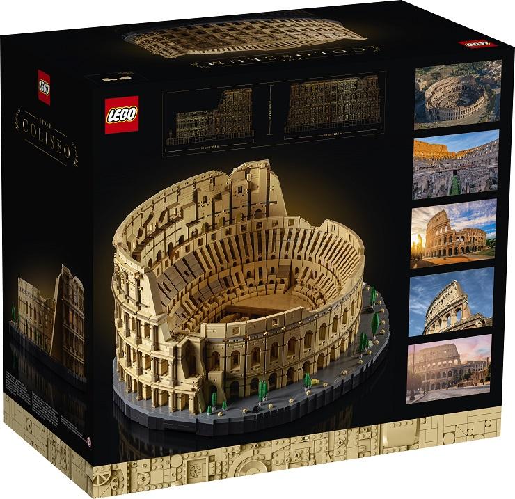 Конструктор Lego Colosseum - Каменный лес Stone Forest