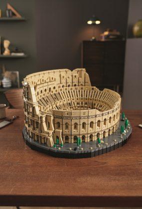 Лего Колизей Lego Colosseum - Каменный лес Stone Forest