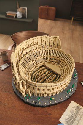 Лего Lego Colosseum - Каменный лес Stone Forest