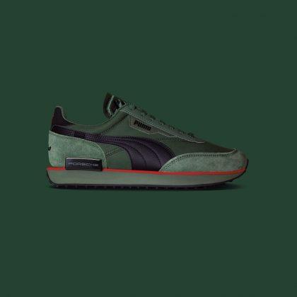 Обувь PUMA x Porsche - Каменный лес Stone Forest