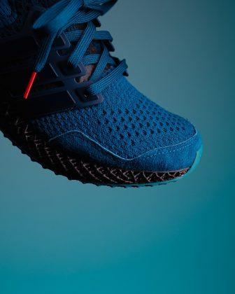 Коллаборация Packer x adidas Consortium Ultra 4D - Каменный лес Stone Forest