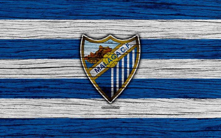 Лого ФК Малага - Каменный лес Stone Forest