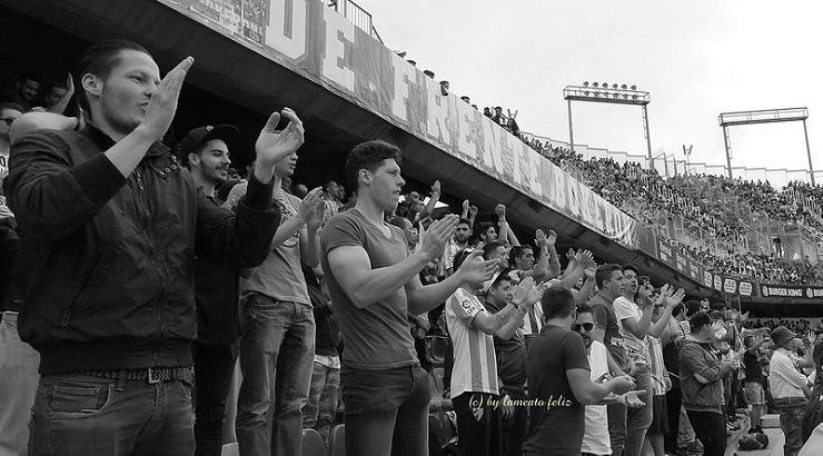 Фанаты ФК Малага - Каменный лес Stone Forest