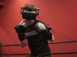 Бокс в виртуальной реальности - Каменный лес Stone Forest