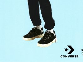 Converse x GOLF le FLEUR: Tyler, the Creator Gianno Suede - Каменный лес Stone Forest