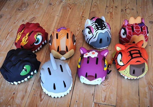 Шлемы Crazy Safety - Каменный лес Stone Forest