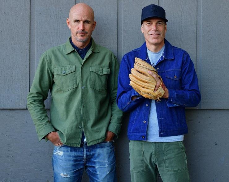 Основатели Tellason Пит Сирсон и Тони Пателла - Каменный лес Stone Forest