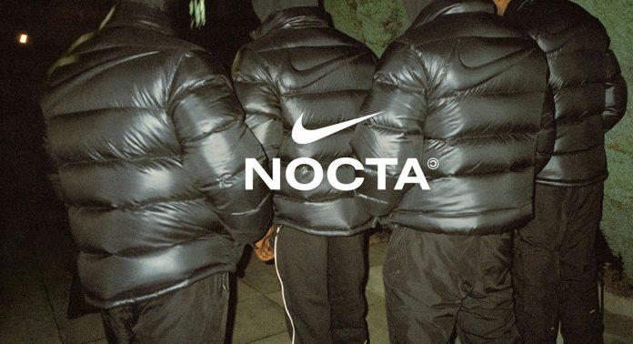 Nike Nocta Drake - Каменный лес Stone Forest