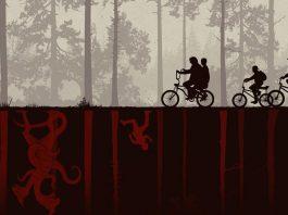 Сериал Очень странные дела - Каменный лес Stone Forest