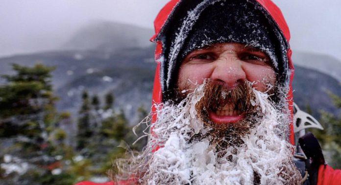Уход за бородой в зимнее время - Каменный лес Stone Forest