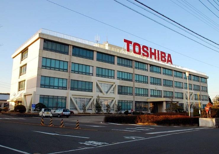 Фабрика Toshiba - Каменный лес Stone Forest