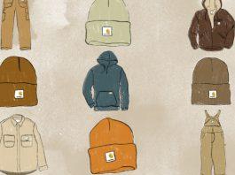 История бренда Carhartt - Каменный лес Stone Forest