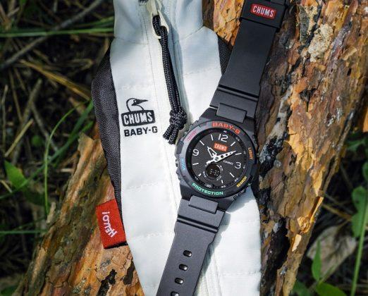 Часы Casio BABY-G CHUMS - Каменный лес Stone Forest