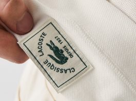 Lacoste The New Classic Polo - Каменный лес Stone Forest
