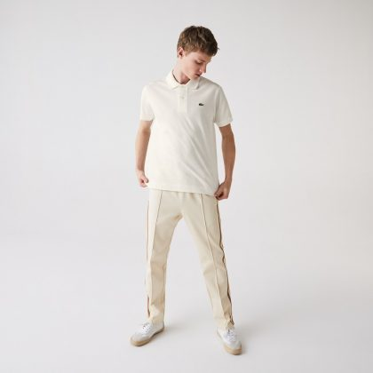 Одежда Lacoste The New Classic Polo - Каменный лес Stone Forest