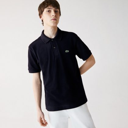 Коллекция Lacoste The New Classic Polo - Каменный лес Stone Forest