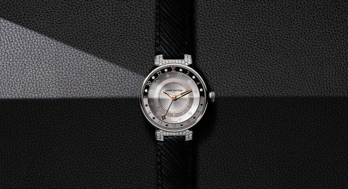 Роскошные часы Louis Vuitton