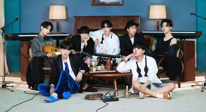 MTV Unplugged Presents BTS - Каменный лес Stone Forest
