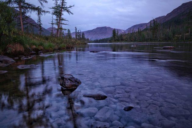 Отчет о Плато Путорана - Каменный лес Stone Forest