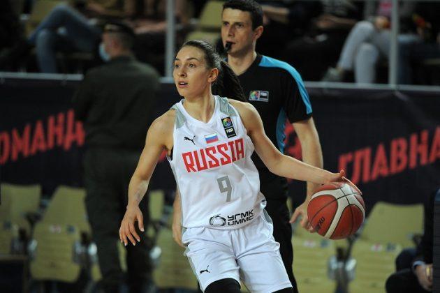PUMA и Российская Федерация Баскетбола - Каменный лес Stone Forest
