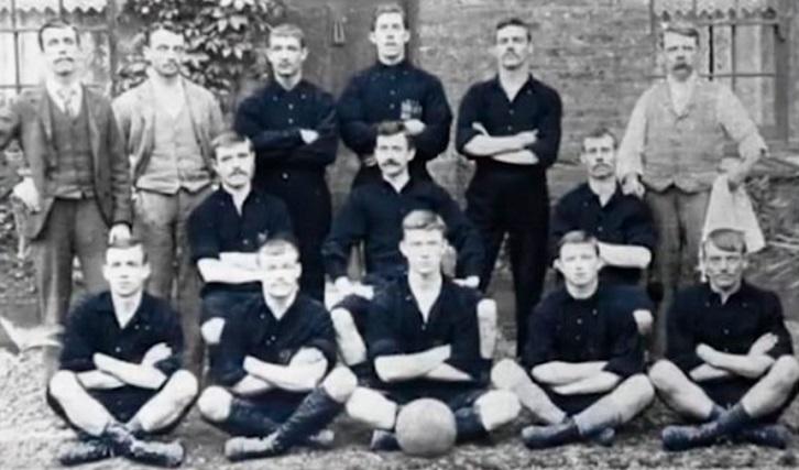 История Вест Хэм Thames Ironworks FC - Каменный лес Stone Forest