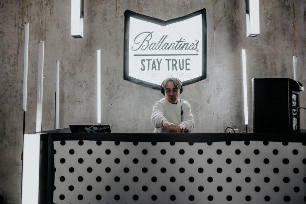 Ballantine's x Joshua Vides Studio