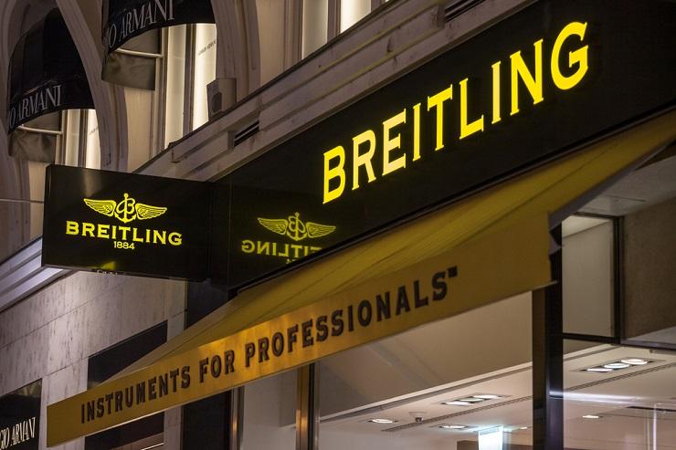 Часы Breitling - Каменный лес Stone Forest