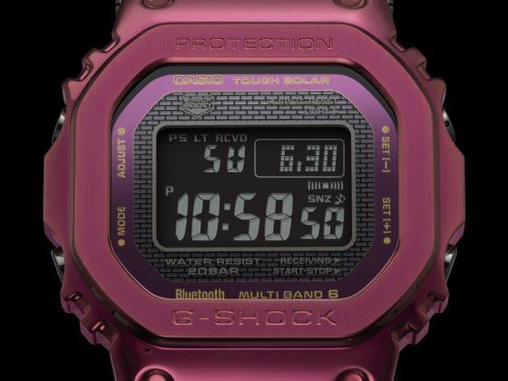 Часы Casio G-SHOCK GMW-B5000 - Каменный лес Stone Forest