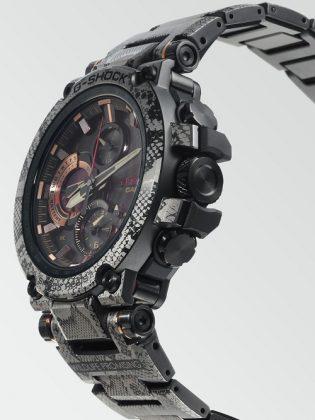 Часы Casio G-SHOCK MT-G-B1000WLP-1 - Каменный лес Stone Forest
