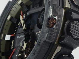 Casio G-Shock GST-B300 - Каменный лес Stone Forest