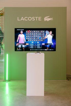 Презентация Lacoste AG-LT21 в России