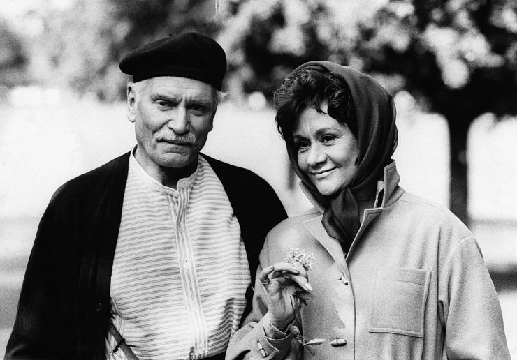 Лоуренс Оливье и Джоан Плоурайт - Каменный лес Stone Forest