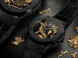 Швейцарские механические часы - Каменный лес Stone Forest