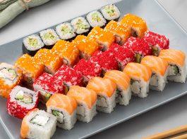 Суши Мастер — ресторан японской кухни в г. Чита