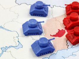 Как остановить войну на Донбассе - Каменный лес Stone Forest