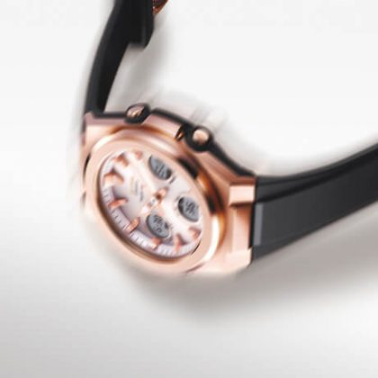Часы Casio BABY-G G-MS - Каменный лес Stone Forest