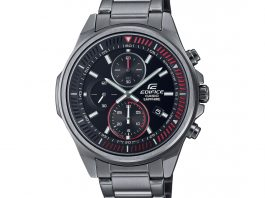Casio EDIFICE EFR-S572DC-1AVUEF - Каменный лес Stone Forest
