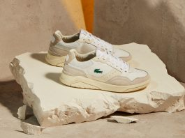 Lacoste Game Advance Luxe - Каменный лес Stone Forest