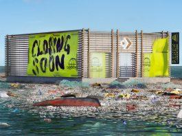 Первый виртуальный магазин на мусорном острове в Тихом Океане Converse ALL STARS - Каменный лес Stone Forest