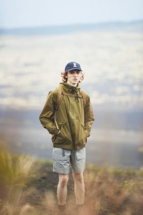 Woolrich Outdoor Label 2021 - Каменный лес Stone Forest