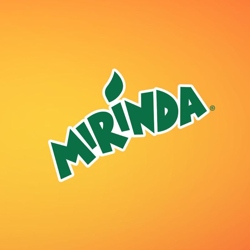 Логотип Миринда